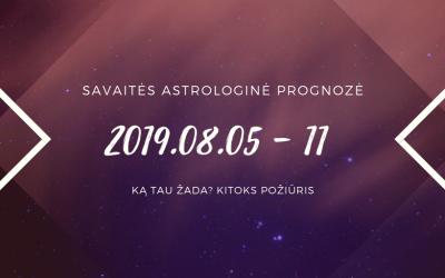 Rugpjūčio 5 – 11 horoskopas