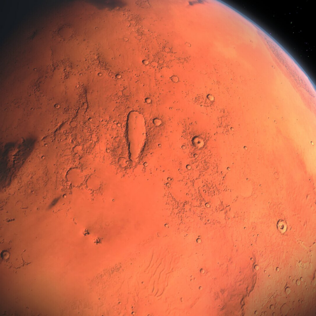 Marso planeta